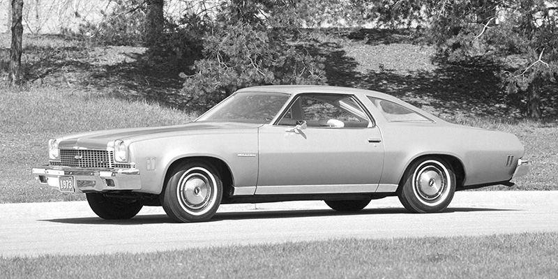 Cars & Movies: Chevrolet Chevelle (1973) in «Drive»