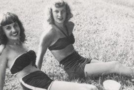 Zum 70. Geburtstag des Bikinis: Zwei Stoffstücklein schlagen Wellen