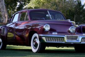 Cars & Movies: Tucker Torpedo (1948) in «Tucker – Ein Mann und sein Traumauto»