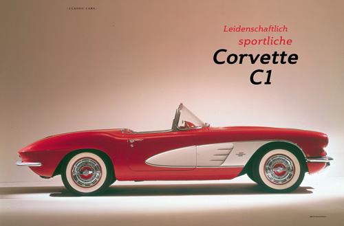 Corvette Vorschau Ausgabe 1 2015 Vintage Times
