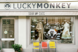 Luckymonkey Shop & Cafe - eine Perle in Aarau