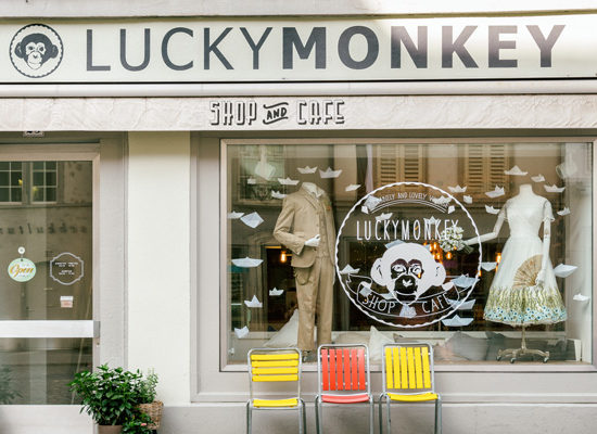 Luckymonkey Shop & Cafe – eine Perle in Aarau