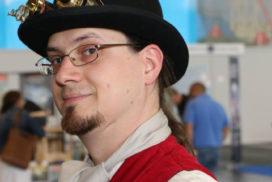 Steampunk: Martin Riesens mechanische Katze