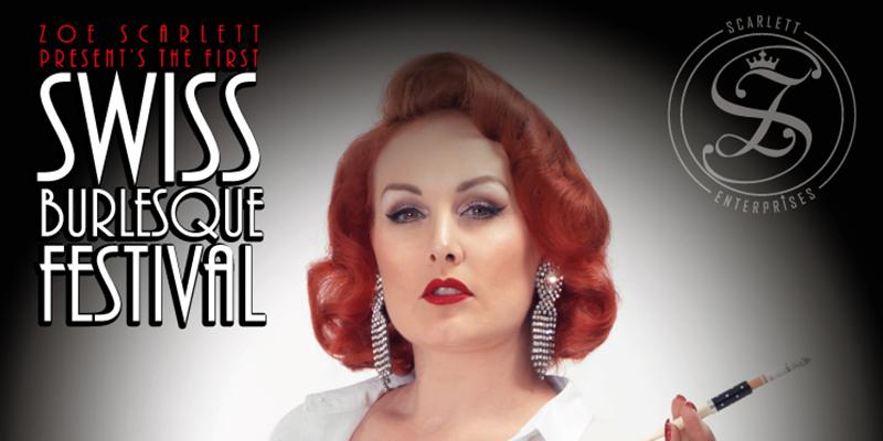 Wer ertanzt sich die Swiss Crown of Burlesque 2017?