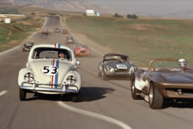 Cars & Movies: VW Käfer (1963) als Herbie in «Ein toller Käfer»