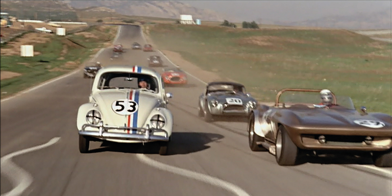 Cars & Movies: VW Käfer (1963) als Herbie in «Ein toller Käfer»
