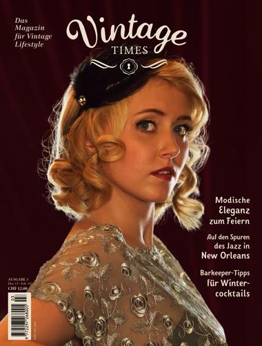 Cover Vintage Times Ausgabe 3/2015