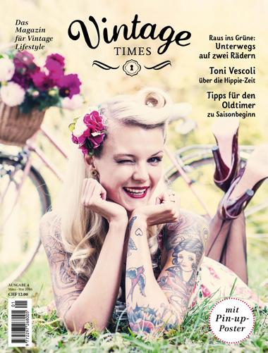 Cover Vintage Times Ausgabe 4-2016