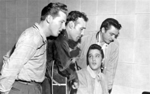 jerry-lee-lewis-carl-perkins-elvis-presley-johnny-cash_o_Bradford Timeline_flickr_CC BY-NC 2.0