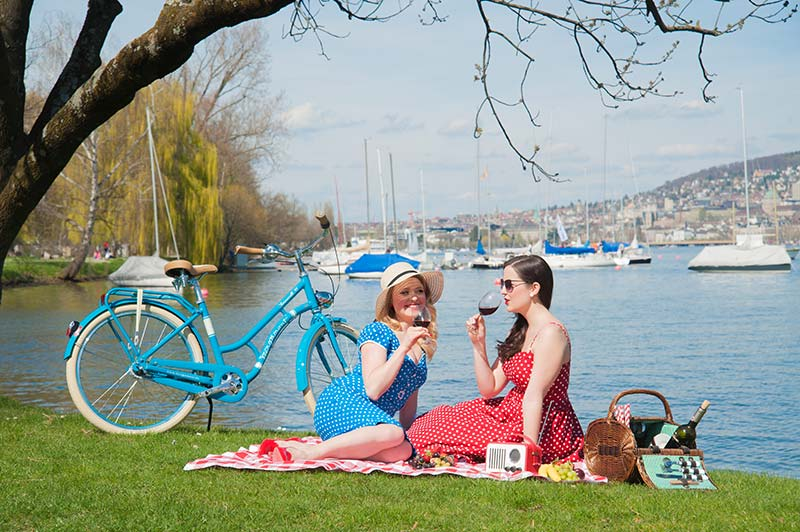 Regina & Diana - Picknickkorb: Lisbeth Dahl