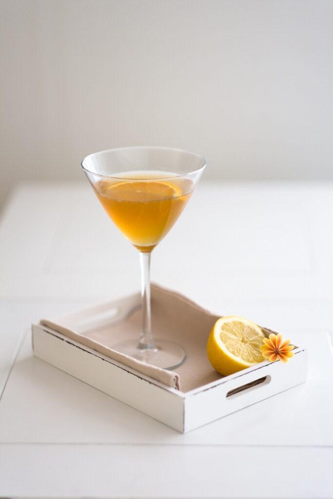 Sidecar – Stil im Cocktailglas