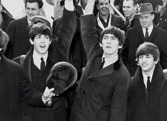 Die «British Invasion» erobert die Neue Welt und startet das Pop-Zeitalter