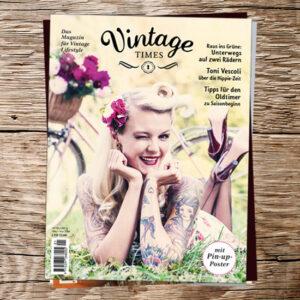 Vintage Times bestellen Einzelausgabe 4-2016