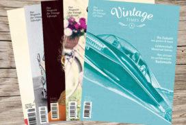 Spezialpreis für alle fünf Print-Ausgaben der Vintage Times!