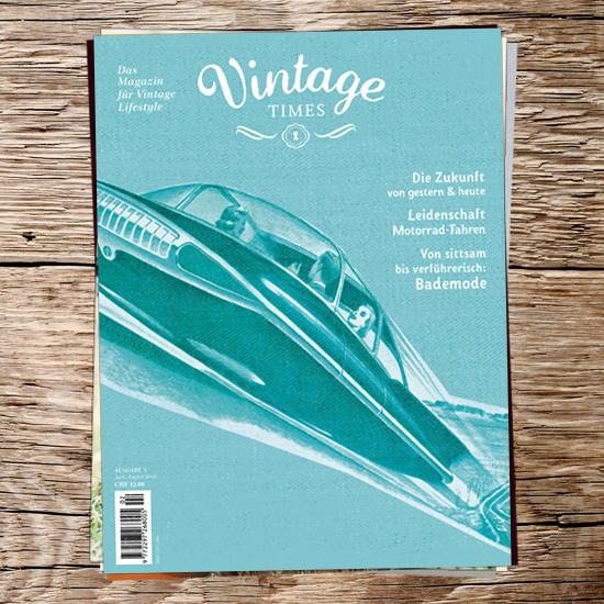 Vintage Times Einzelausgabe 5 - 2016